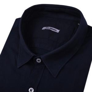 Paul Miranda πουκάμισο CA662-BLUE