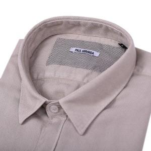 Paul Miranda πουκάμισο CA662-BEIG