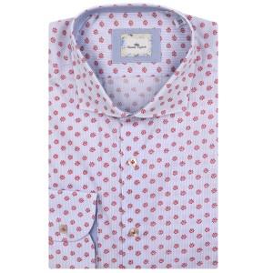 Domenico Tagliente πουκάμισο SH055-N482/OR05