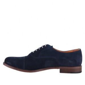 Domenico Tagliente παπούτσια CAMOSCIO-022S/BLUE
