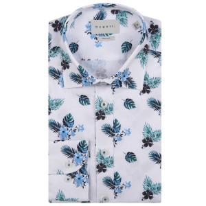 Bugatti πουκάμισο 58831-9150/540