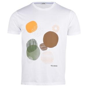 Paul miranda T-shirt ME979/BIANCO