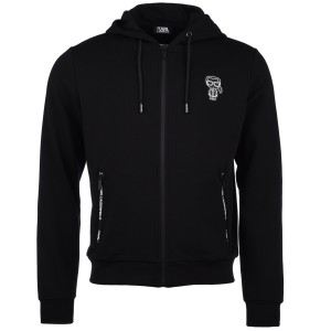 Karl Lagerfeld Sweat Hoody Jacket 705080-502910/990