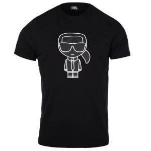 Karl lagerfeld T-shirt Crewneck 755080-502224/990