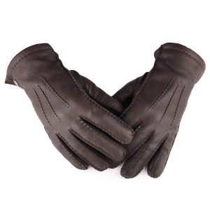 Bugatti δερμάτινα γάντια 21126/40