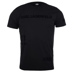 Karl Lagerfeld T-shirt Crewneck 755033-502224/990