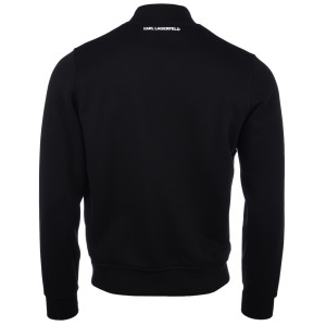 Karl Lagerfeld sweat zip jacket 705025-502910/990