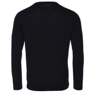 Karl Lagerfeld Knit Crewneck πουλόβερ 655026-511301/990