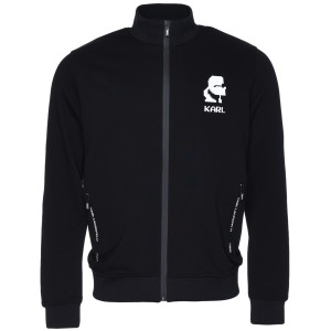 Karl Lagerfeld Sweat Zip Jacket 705003-511900/990