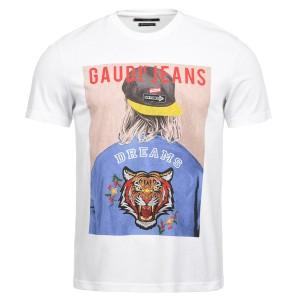 Gaudi T-shirt 111GU64132/2100