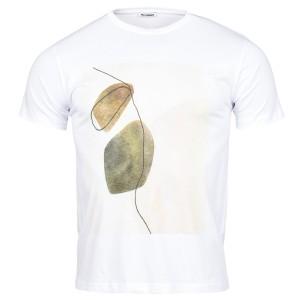 Paul Miranda T-shirt ME1049/BIANCO