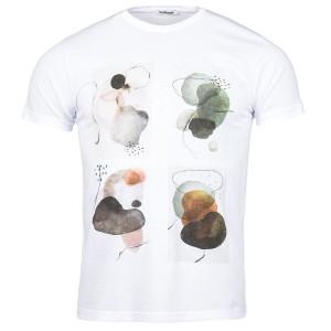 Paul Miranda T-shirt ME1050/BIANCO