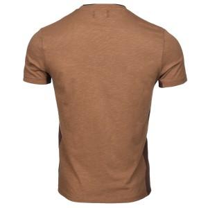 Markup T-shirt MK991056/TABACCO